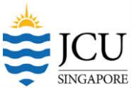 James Cook University, Singapore