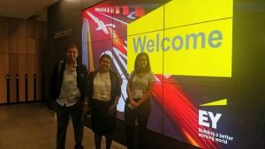 EY Entrepreneur Nomination Event - Education Consultants Canada