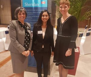 Education Consultant Canada visited Sheridan College