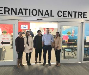 Education Consultants Canada visited Humber College