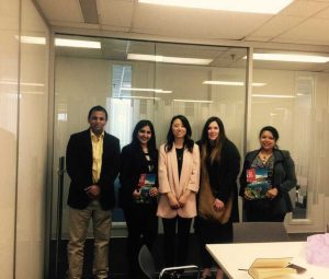 Education Consultants Canada visited University of Regina